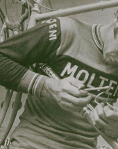 Eddy Merckx the mechanic